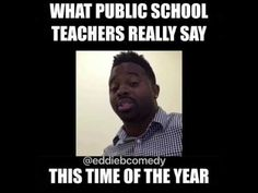 What public school teacher really say this time of the year Pt. 2 - YouTube