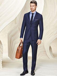 Hugo Boss Pre Spring 2016 (men's fashion & style)