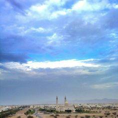 Muscat's Sky