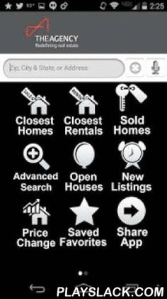 The Agency Mobile Real Estate  Android App - playslack.com ,  The Agency Mobile Real Estate brings the most accurate and up-to-date real estate information right to your phone! With The Agency Mobile Real Estate, you have access to all homes for sale and MLS listings throughout the Los Angeles area including but not limited to Beverly Hills, Bel Air, Brentwood, Sunset Strip, Hollywood Hills, Santa Monica, Venice, Pacific Palisades, Malibu, Westwood, Century City, Holmby Hills, Culver City…