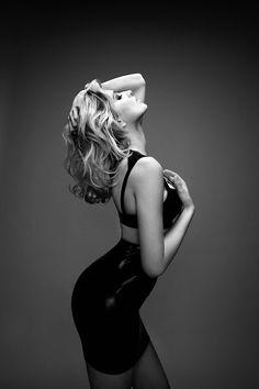Oh My Marilyn by Julia Kiecksee, via Behance
