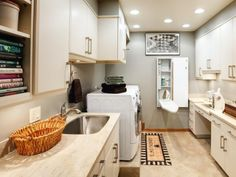 laundry room idea - Home and Garden Design Idea's