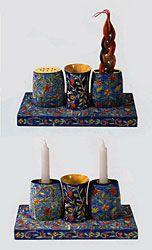 Multi Functional Shabbat & Havdalah Set