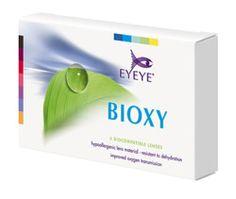 Soczewki Eyeye Bioxy 6szt.
