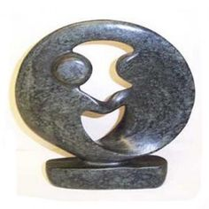 Handcrafted by skilled artisans        15cm high        Fair Trade Product        Each item is unique    Shona Sculpture is arguably the most significant art form to emerge from Southern Africa this century.  We work with a select group of artists, whose stone carvings are made with the integrity of design and craftsmanship that has made Zimbabwean sculpture famous.