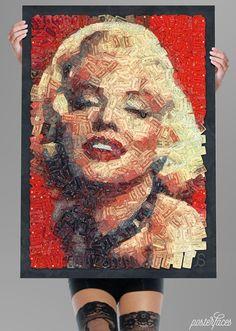 PosterFaces—«Мэрелин Монро. Зов»