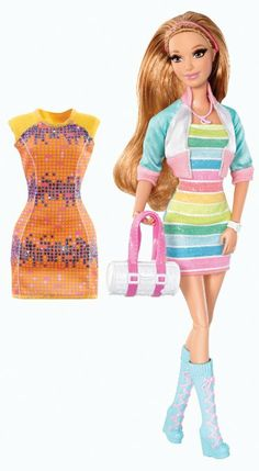 Looking for Collectible Barbie Dolls? Shop the best assortment of rare Barbie dolls and accessories for collectors right now at the official Barbie website! Mattel Barbie, Barbie Camper, Barbie Doll Set, Barbie Sets, Barbie Paper Dolls, Doll Clothes Barbie, Beautiful Barbie Dolls, Doll Toys, Barbie Fashionista