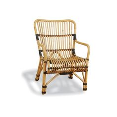 Buy Rattan Classic Armchair with Back Details from - the UK's leading online furniture and bed store Outdoor Chairs, Outdoor Furniture, Outdoor Decor, Furniture Ideas, Rattan Armchair, Dining Arm Chair, Online Furniture, Discount Designer, Chair Design