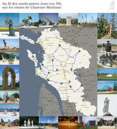 Plé, Créateur de Ronds-Points Charente-Maritime