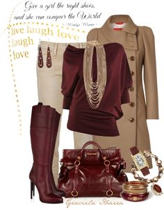 """""""Winter High Heels"""" by grachy ❤ liked on Polyvore"""