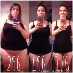 """Tag Someone Thats Making a Fitness Transformation @tryingthatfitlife """"Be the girl who decided to go for it I don't recognize this new person. losing the weight so quickly after surgery sometimes feels like I woke up in a different body. also my collarbone and neck are slaying"""" _____________________ Want to Make a Transformation Like This? Check bio for our Five Star 90-day Transformation Program! Use #TransformFitspoCommunity for a chance to Get Your Transformation Featured"""