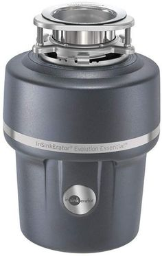 InSinkErator ESSENTIAL XTR Evolution 3/4 HP Single Phase Garbage Disposal with S Faucet Garbage Disposal Continuous