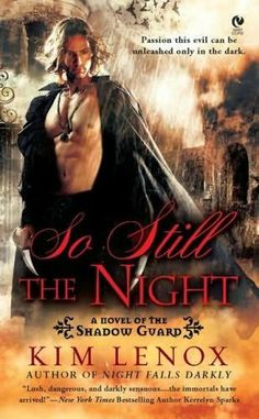 Genre: Paranormal Romance; Immortals, People with Abilities, Shadow GuardSub Genre: Historical RomanceRating: 4 out of 5 StarsBack Cover: Marcus Helios was a member of the Shadow Guard until one reckless act changed it all, bringing him to the edge of madness. His hope for salvation lies in a crypti