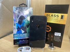 Apple iPhone XR Smartphone Bundle 64GB AT&T Network - You Cell Access New Phones, Screen Protector, Apple Iphone, Glass Film, King Kong, Charging Cable, Smartphone, Phone Cases, Iphones For Sale