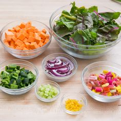 Check out Prep Bowls, 10 Piece Set - now available at Blue Apron Market!