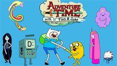 Adventure time arwork