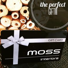 gift cards are the perfect gift for that hard to buy for person!!! #mossinteriors #destinationwarrnambool #shop3280 #shop #homewares #style @mossinteriors @_flowergallery by mossinteriors