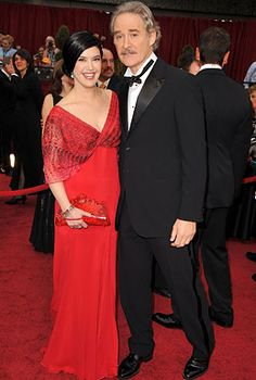 And these are the amazing curls that happened love this for Phoebe cates and kevin kline wedding photos