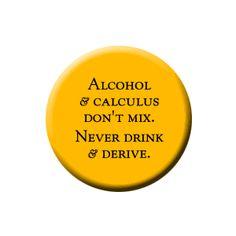 Never Drink & Derive