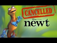 What Happened to Pixar's Newt? - YouTube