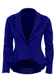 New 2016 Women's Fashion Blazer- Slim Short Design http://kingblazers.com/product-category/women-blazers/?ref=207