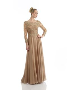 Gold dress for 50th anniversary 61