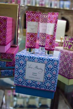 Vera Bradley Launches A Fragrance & Beauty Line