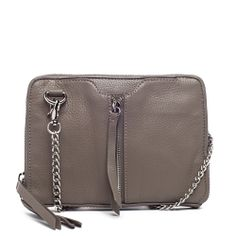 $120 SHIPPED - NWT LEATHER Kelsi Dagger Chelsea Crossbody - Retail Price $188