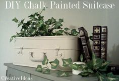 Another great project done with Homemade chalk Paint!