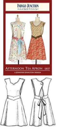 love this pattern for aprons