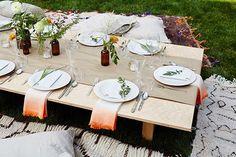 Todo lo que tienes que saber para dar la mejor cena de verano en tu casa. ¡No te pierdas nada!