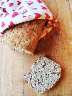 Bread with barleymalt.