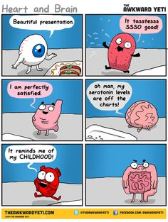 The Awkward Yeti comics. Funny humor and oddities. Have a laugh and check out… Funny Shit, Funny Cute, The Funny, Funny Jokes, Hilarious, Funny Stuff, Funny Things, Crazy Funny, Random Things
