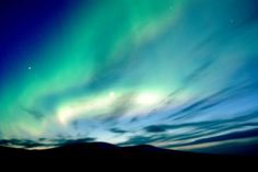Watch the Northern Lights in Iceland