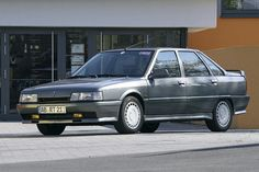 1988 Renault 21 Turbo Bugalski