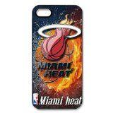 Treasure Design NBA Miami Heat Logo APPLE IPHONE 5 Best Durable Case thumbnail