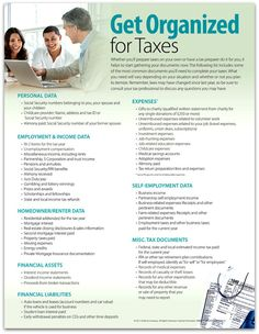 Tax prep - Taxing times Getting organized – Tax prep Small Business Bookkeeping, Small Business Tax, Colorado Springs, Small Business Organization, Office Organization, Organizing, Business Tax Deductions, Tax Help, Financial Tips