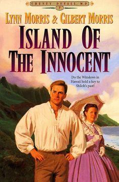Island of the Innocent (Cheney Duvall, M.D. Series #7) (Book 7) by Lynn Morris et al., http://www.amazon.com/dp/1556616988/ref=cm_sw_r_pi_dp_BjFmtb1DP7Y61