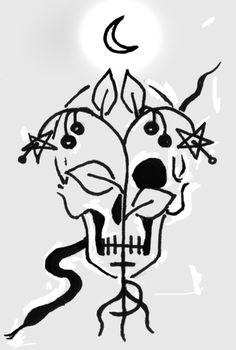 Botanical Alchemy Sigils: black nightshade