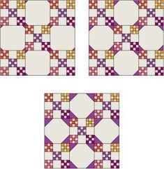 Snowball Quilt Pattern