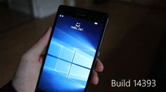 Windows Hello to Get Speed Boost with Release of Windows 10 Mobile Creators Update: Microsoft has reduced the Windows Hello animation by up…