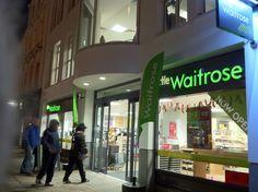 Waitrose - Knightsbridge Broadway Shows