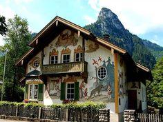 A fairytale house in Tirol