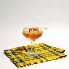 Frisco rye cocktail