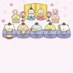 ihope it gets better Pretty Drawings, Kawaii Drawings, Sumiko Gurashi, Hyanna Natsu, Soft Wallpaper, Cute Doodles, Rilakkuma, Kawaii Art, Cute Characters