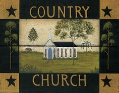 Country Church (Dotty Chase)