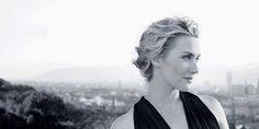 Kate Winslet, tre mariti e tre figli, parla alle mamme single.