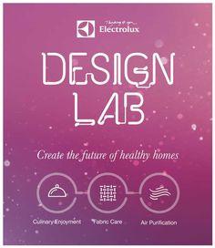 Electrolux Design Lab 2014. Inscrieri: 1 martie 6 aprilie