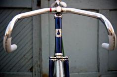 fixed gear bike front shot. #fixedgear
