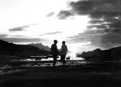 Bodø havn i solnedgang i 1926. Bodo, Mountains, Nature, Travel, Naturaleza, Viajes, Trips, Off Grid, Natural